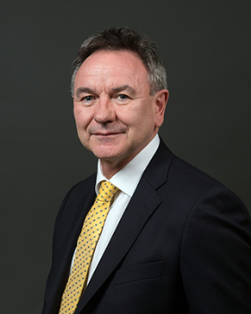 Former UK sales director Freddie Collins was appointed managing director on July 3