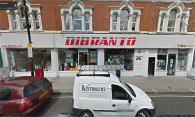 The Dibranto store on Fulham Road will cease trading by September 9