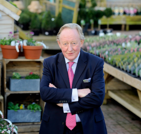 Nicholas Marshall will be interviewed about key issues affecting the horticulture industry