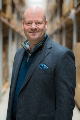 Neil Butterwick has joined the company and will oversee the roll out of 14 stores