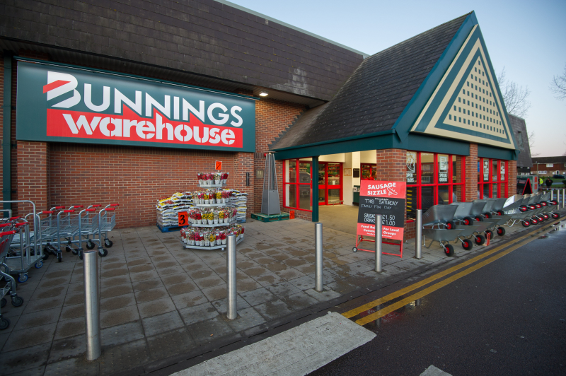 Bunnings Newmarket opened today