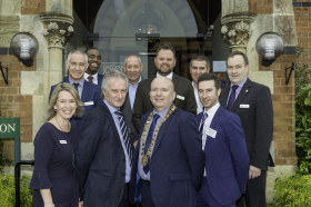 The 2018/19 GIMA council