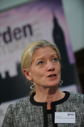 Carol Paris will head up the new garden centre group