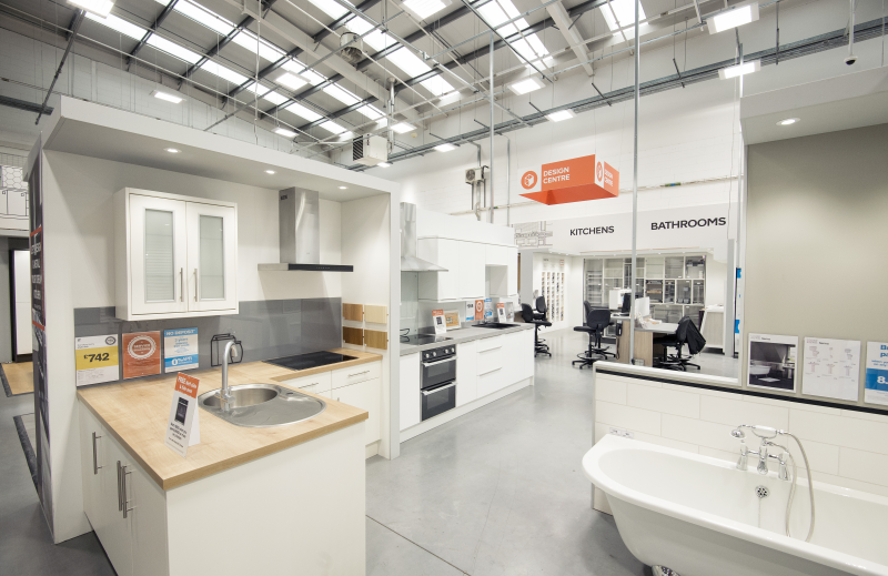 B&Q Kicks Off Kitchen & Bathroom Recruitment Drive