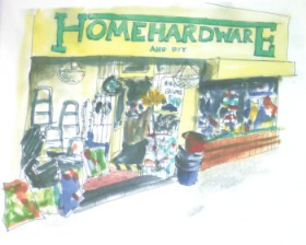 Home Hardware and DIY in Burnham-on-Sea has been running for more than 25 years but faces closure if a new owner cannot be found