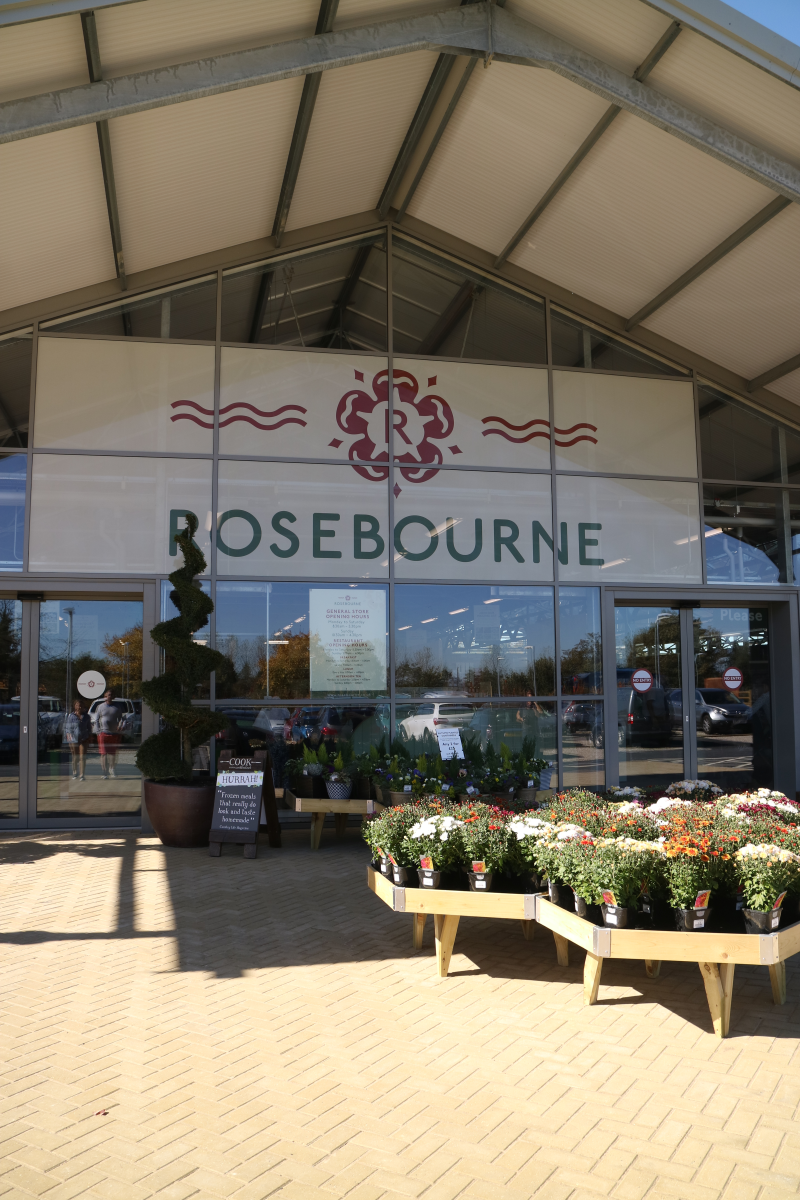 Rosebourne opened its second centre in Adlermaston last month. The new addition, takes its estate to three.