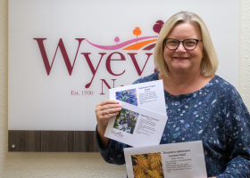 Carol Dickinson, customer support & innovation manager at Wyevale Nurseries