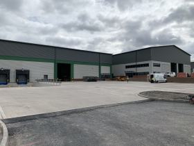 Garland/Worth Gardening's new warehouse facility increases the company's storage capacity in the Midlands by 70 per cent
