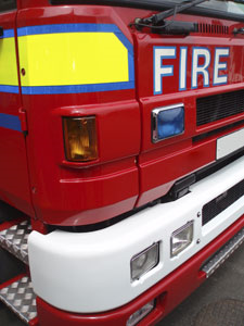 Around 20 calls were reportedly made to the fire brigade, with many concerns raised over the fire