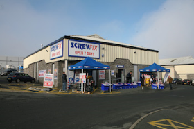 Screwfix was the star performer of Kingfisher