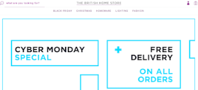 BHS.com has revealed predictions of a lucrative Cyber Monday following a successful Black Friday