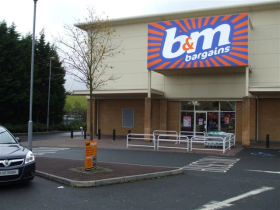 B&M enjoyed a record breaking Christmas period, but could face a more challenging year ahead