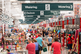 "The new Bunnings store in St Albans will be ""instantly recognisable"" to anyone familiar with the Australian retailer"