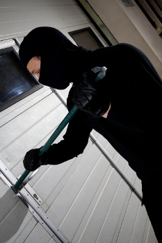 Homeowners are more than twice as likely to be burgled in the first 12 months in a new home, according to the Home Office