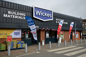 New-format Wickes openings helped drives sales growth