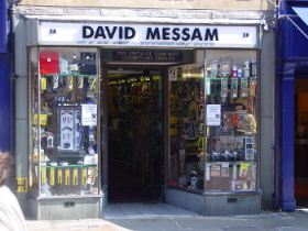 David Messam Ltd has been trading since 1959, but has been in the Messam family since 1948