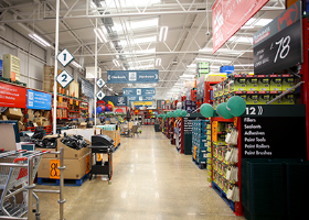 Bunnings has opened its second UK warehouse - a 43,000sq ft store in Hatfield Rd, St Albans