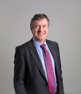 Peter Hunt has been named as the new President and will hold the role for the next two years