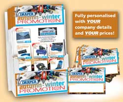 Flexible promotion from Draper