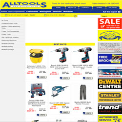 Alltools launches online tool shop