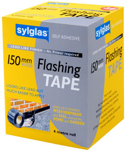 New Flashing Tape from Sylglas Fuels Profit Boost for Retailers