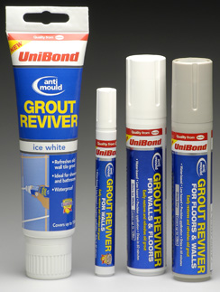 Henkel revives the grout reviver market with anti-mould technology (Silver award winner)