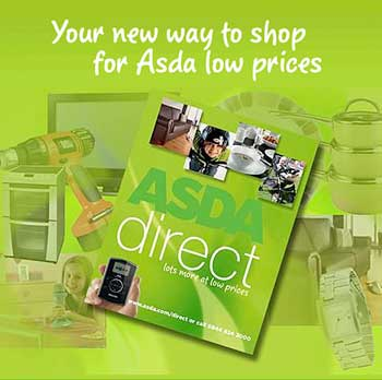 Asda launches Direct offer
