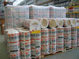 B&Q to sell rolls of loft insulation for £1