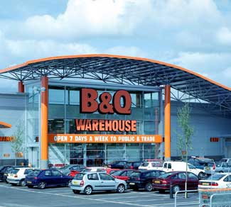 B&Q gears up for May Bank Holidays
