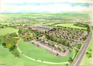 £7m Dobbies centre gets go ahead
