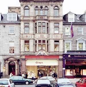 Grays of Edinburgh to close after 190 years