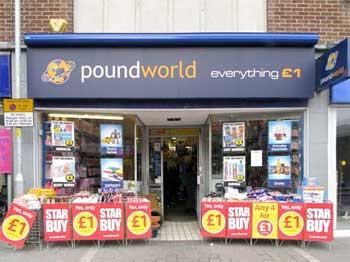 Discount stores up 60 as they move into affluent areas - Www stores discount com ...
