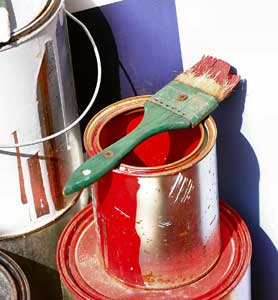 Paint sales thrive over Bank holiday weekend