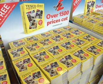 Tesco Direct extends the reach of the grocer's non-food offer