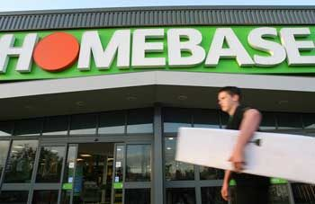 Homebase sales up 3%