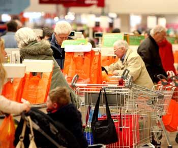 Non-food outperforms food at Sainsbury's