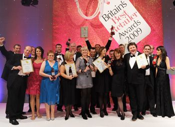 BBRA winners announced