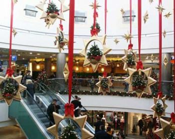 London sales show positive signs for Christmas