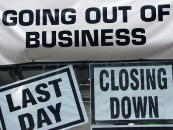 UK business insolvencies drop a further 15% in April