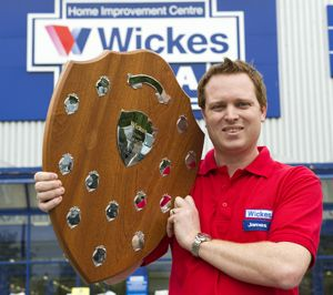 Wickes winner
