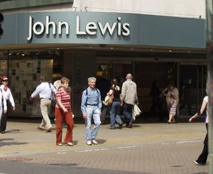 John Lewis chases corporate sales