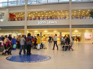 Sales up at John Lewis for first week of H2