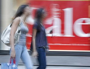 Retail sales growth remains slow