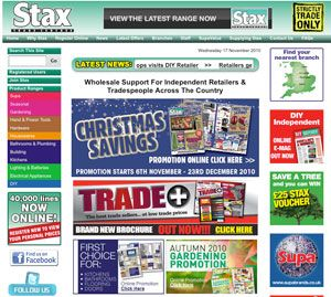 Sales soar at Stax