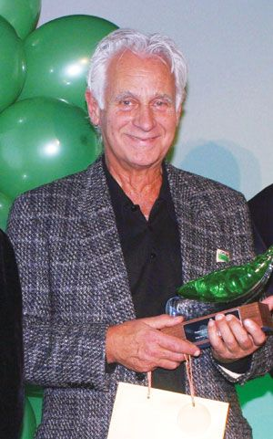 Green award for Carbon Gold founder