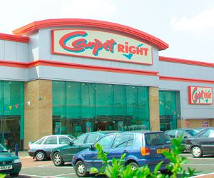 Carpetright to close seven Irish stores