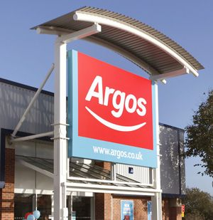 Argos to launch TV home shopping channel