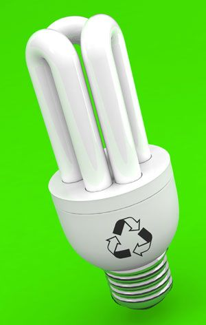 Homebase Launches Low Energy Light Bulb Recycling Scheme