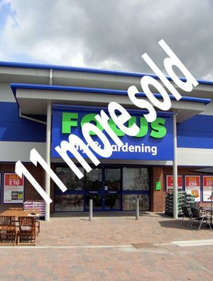 B&M Bargains has snapped up 11 Focus stores