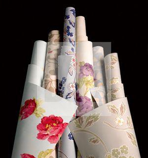 Kirstie allsopp reveals new wallpaper range for b q for The range wallpaper sale